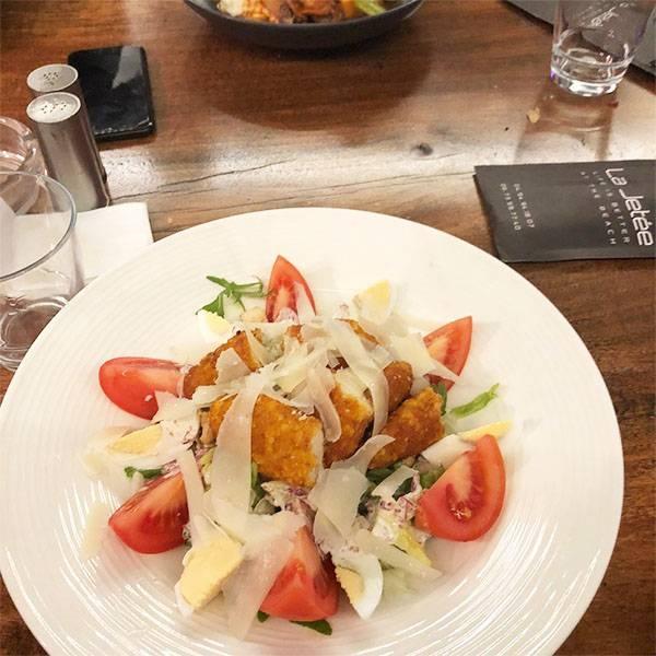 Le Restaurant - La Jetée - La Seyne sur Mer